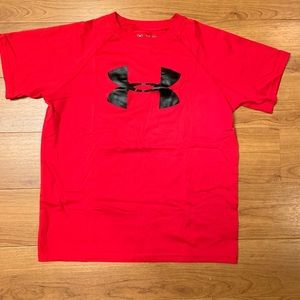 Under Armour Dry Fit Tee Shirt Youth Large